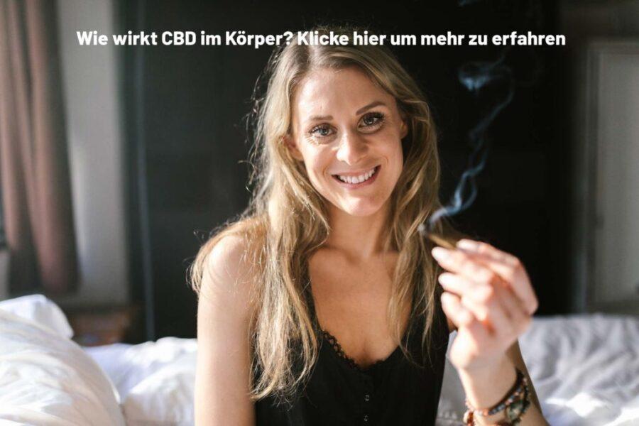 Du bist auf der Suche nach einer Cannabisalternative? Dann könnte CBD genau das Richtige für dich sein!